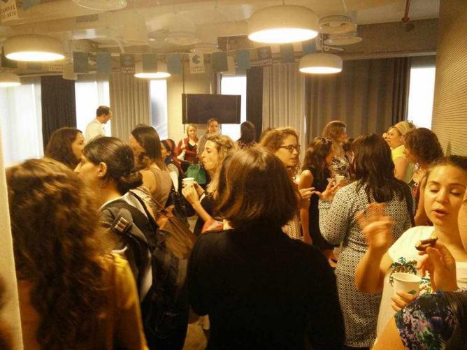Women in Tech - Networking