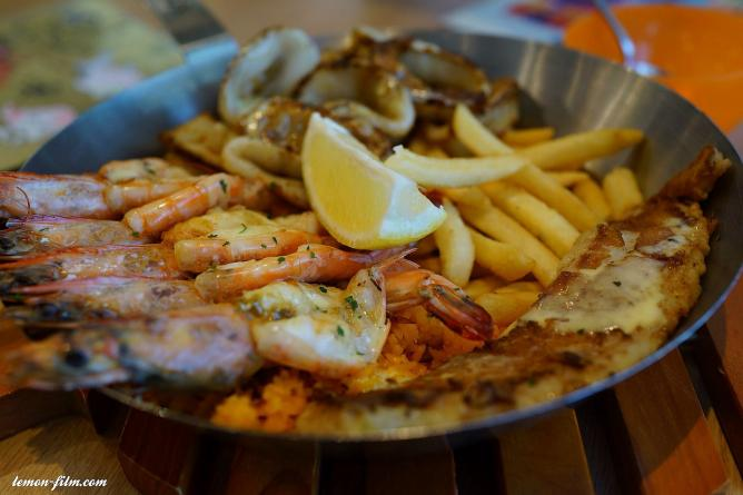 Seafood platter | © Soon Koon/Flickr