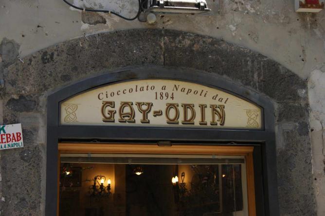 Gay-Odin | © Jerzy Kociatkiewicz/Flickr