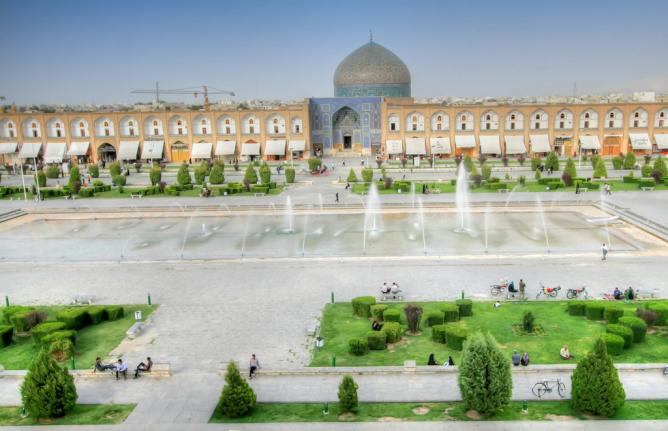 Esfahan | © Beshef/Flickr