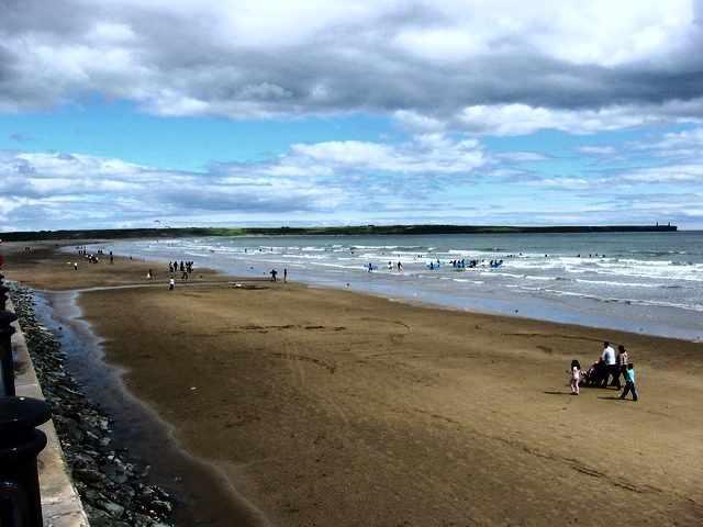 Tramore Beach