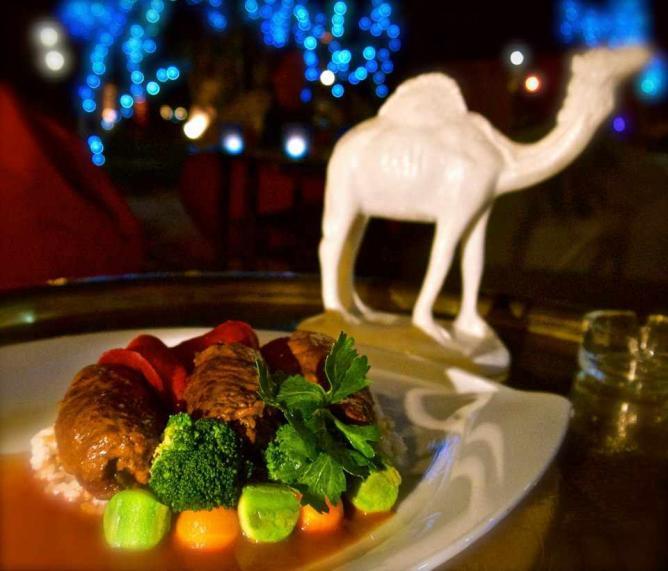 Camel Steak   Courtesy of Bordiehn's
