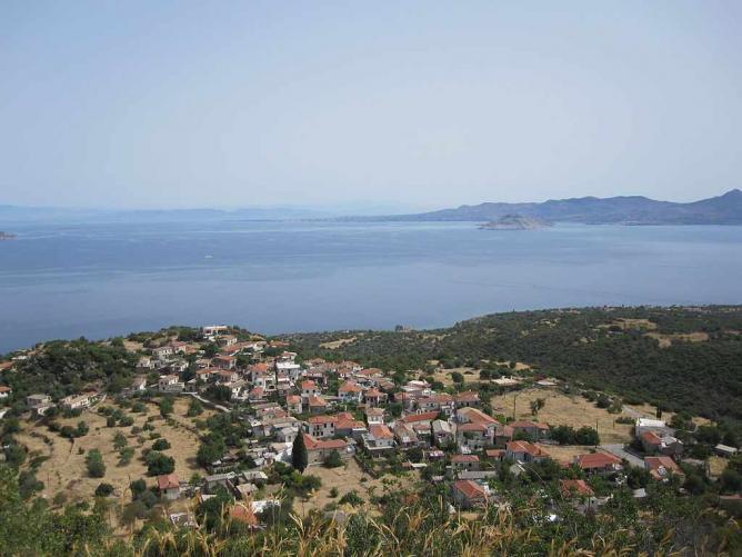 Overview of Kounoupitsa   © Matti/WikiCommons