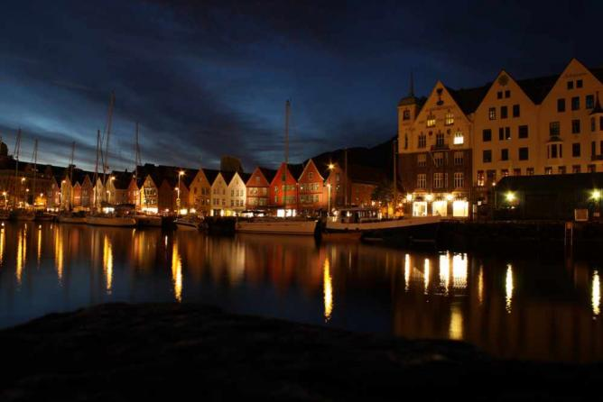 Bergen - Bryggen   © Flavio Ricci/Flickr