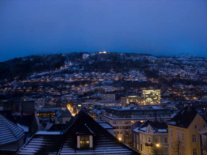 Hotel Park Bergen   © Lynn D. Rosentrater/Flickr