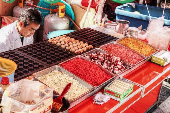 Takoyaki | © clry2/Flickr
