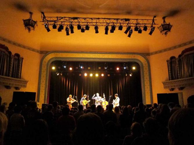 Punch Brothers at Aladdin Theater