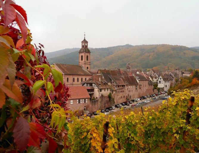 Riquewihr, France | © Russ Bowling/Flickr