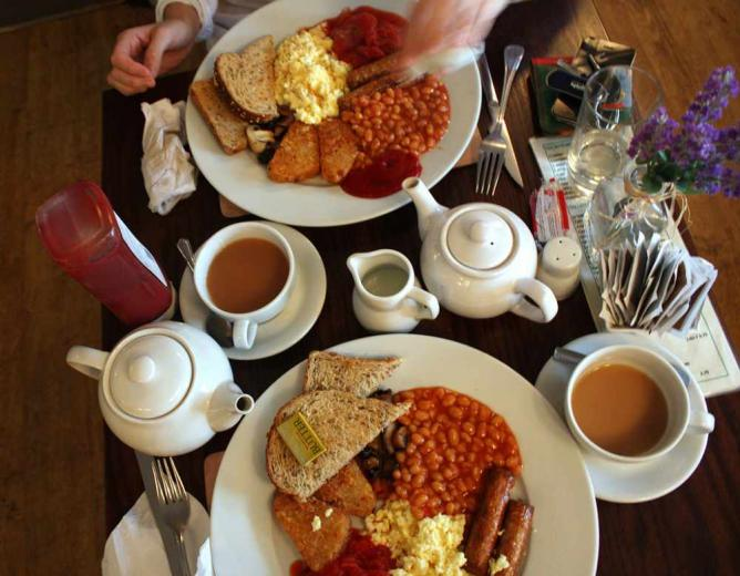 Breakfast   © Sarah Ross/Flickr