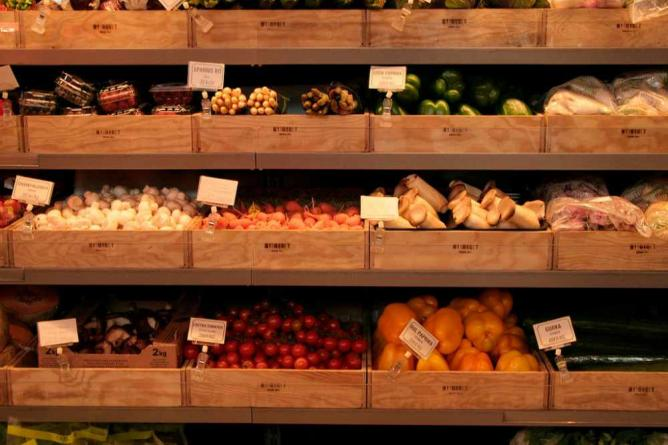 Veggie Boxes   © fredo/Flickr
