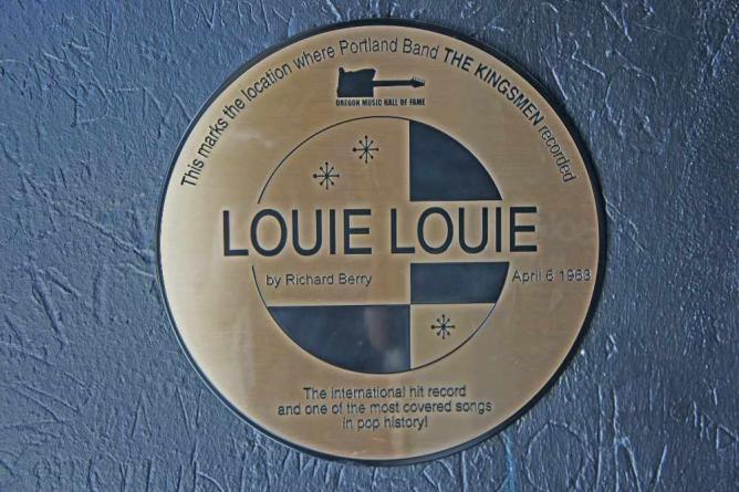 Louie Louie   © Roger/Flickr