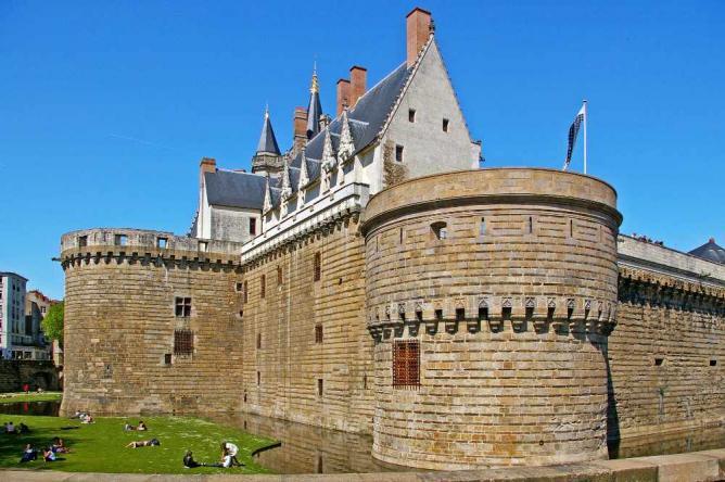 Nantes (Loire-Atlantique) | © Daniel Jolivet/Flickr