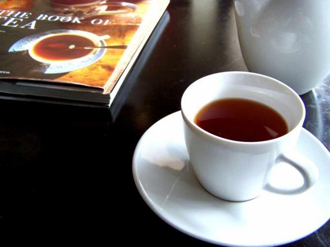 Tea | © Brighter than sunshine/Flickr
