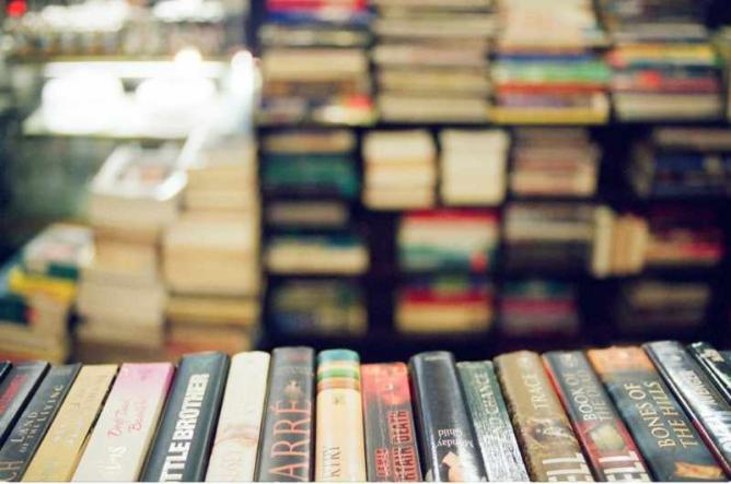 Books of love | © Yu Pong/Flickr