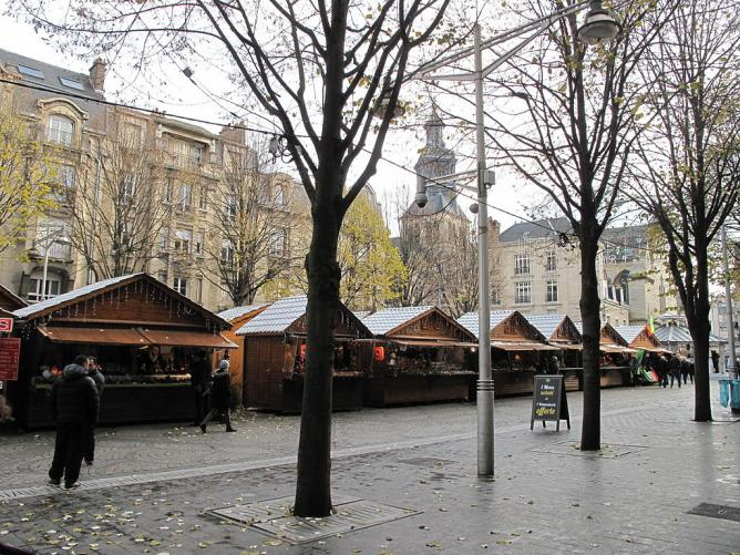 Place Drouet d'Erlon | © Tangopaso/WikiCommons
