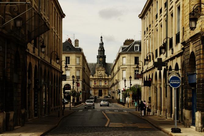 Reims, France | © troye owens/Flickr
