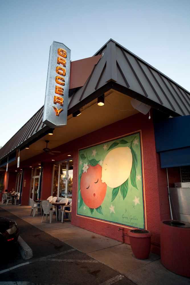 The Exterior of La Grande Orange | Courtesy of La Grande Orange