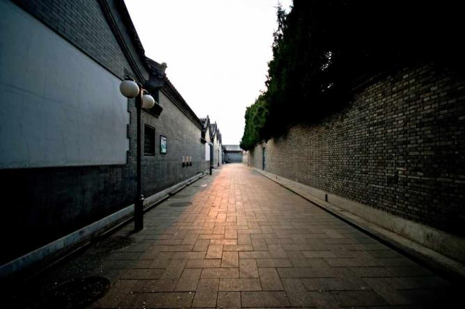 Hutong © Brittney Bush Bollay/Flickr