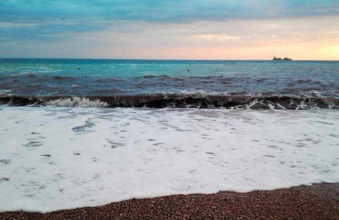 The Sea | © Anuschka Theunissen