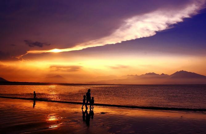 Da Nang Sunset | © PublicDomainPictures/Pixabay