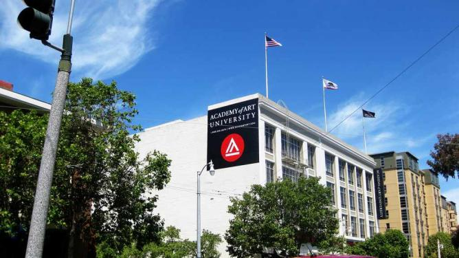 Academy of Art University building | © Andy Melton/Flickr