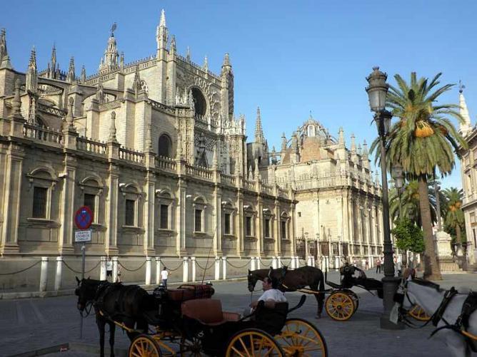 The 10 best hotels in seville spain - Hotel eme sevilla spa ...
