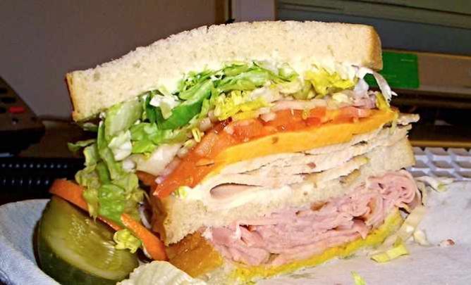 Sandwich from the Pasadena Sandwich Company | © Incase/Flickr