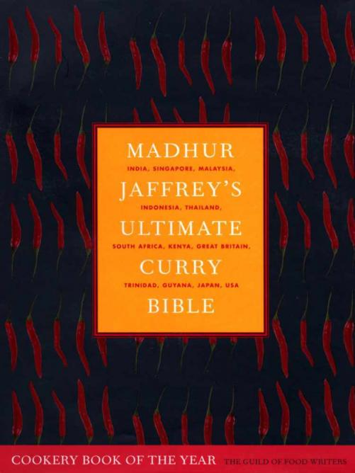 Madhur Jaffrey's Ultimate Curry Bible | © Ebury Press