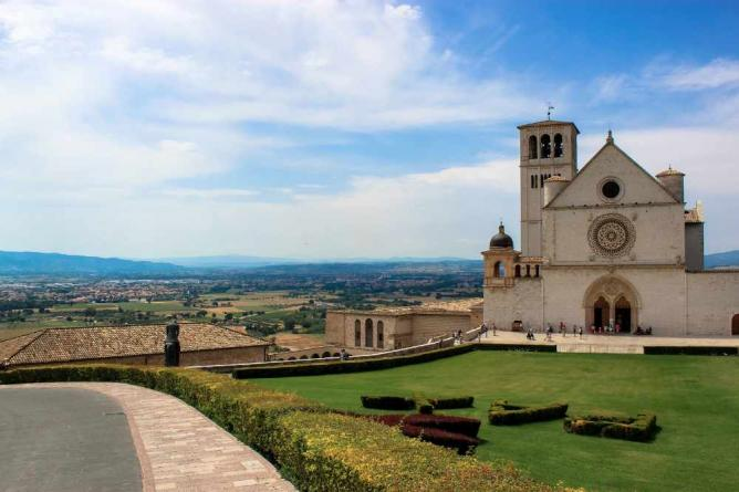 The 10 Best Hotels In Assisi Italy