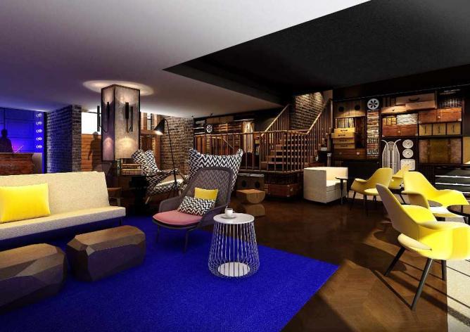 QT Hotel Sydney | © Roderick Eime/Flickr