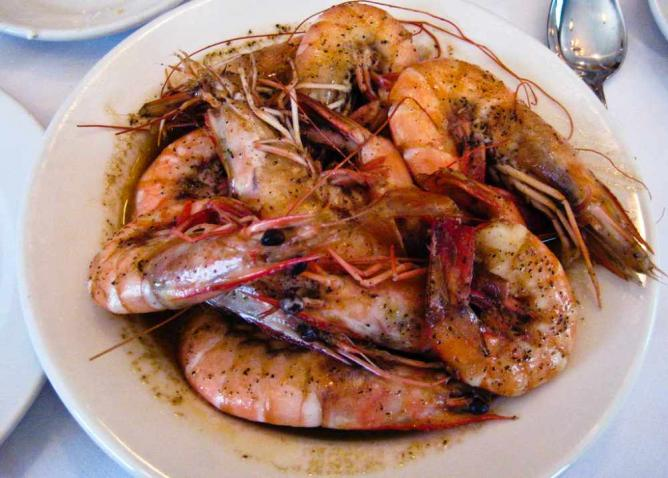 Pascal's Manale BBQ shrimp   © Wiedz/Flickr