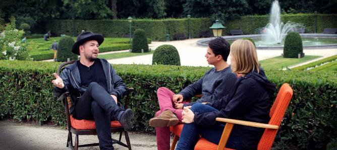 Kolsch interview | © Generation E