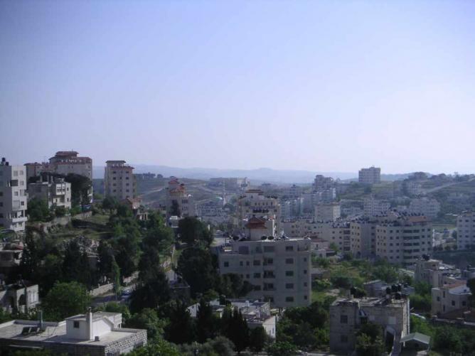 Views of Ramallah