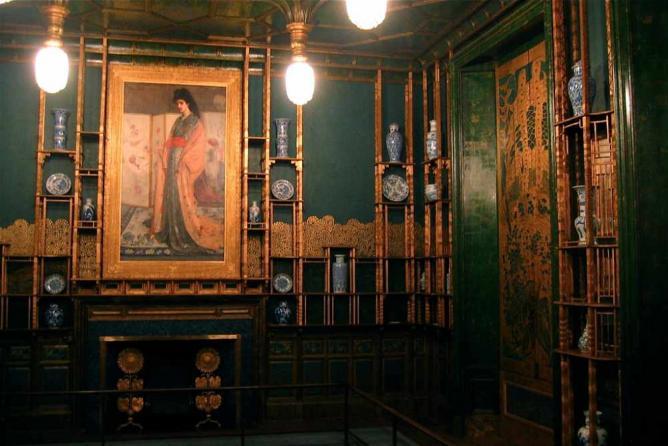 Whistler House Museum of Art