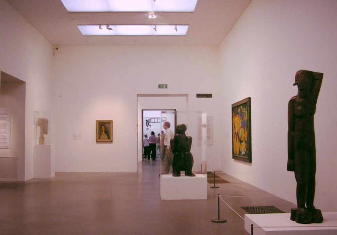 Elder Gallery © WikiCommons