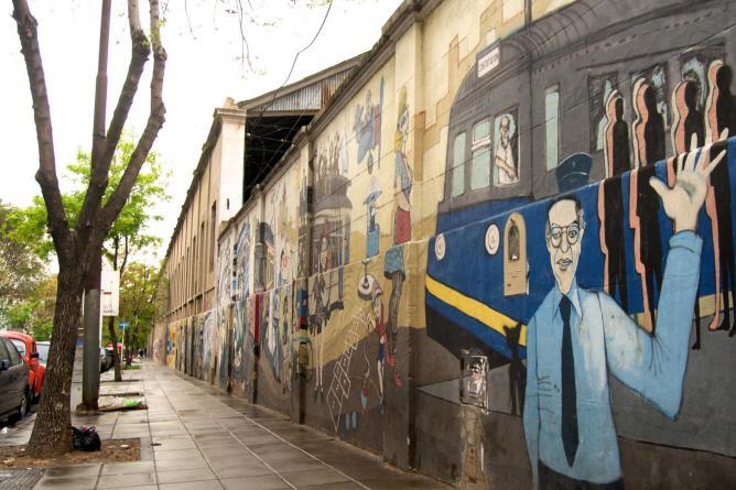 Caballito, Buenos Aires | © Beatrice Murch/Flickr