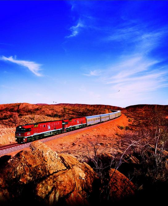 The 11 Most Astonishing Train Rides In The World