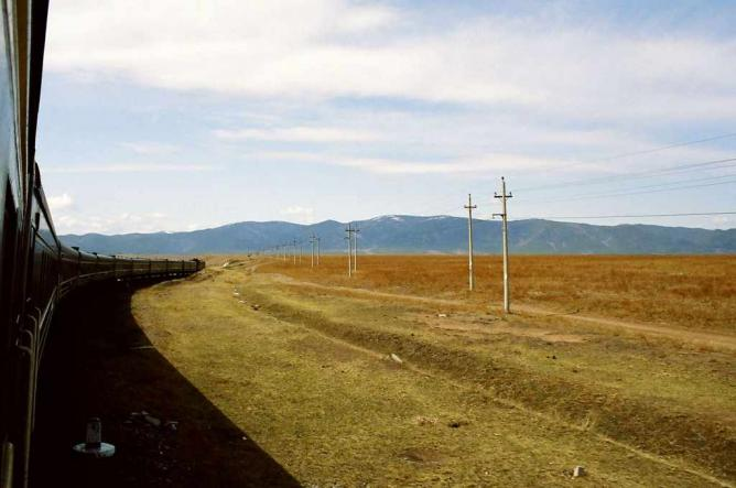 View from the Trans-Siberian | © yeowatzup/Flickr