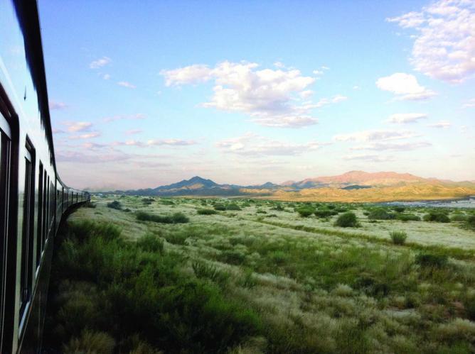 Rovos Rail Namibia Safari | Courtesy Rovos Rail