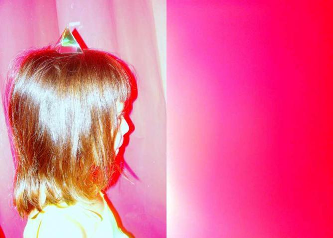 SnowFlakeMyriam & Le Pink Void by Jennifer Abesseria