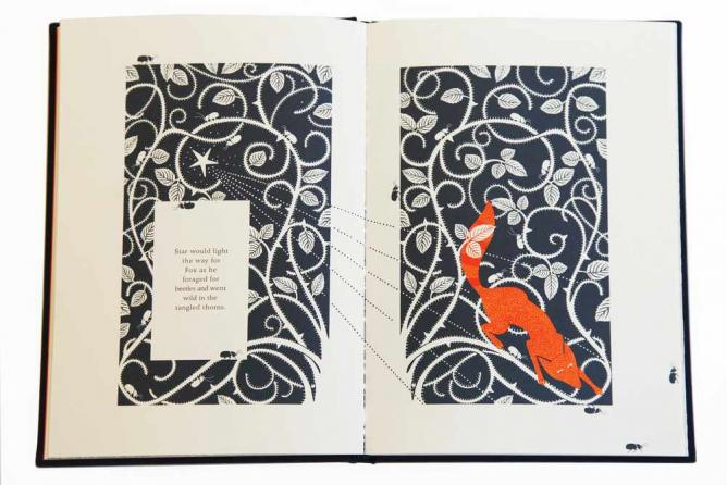 The Fox and The Star | © Coralie Bickford-Smith/Penguin Books