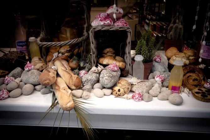 Gourmet Tart, Galway - display