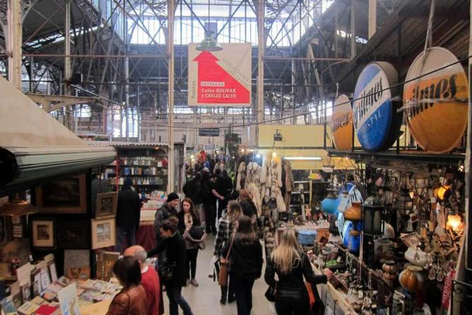Mercado San Telmo | Ⓒ Wally Gobetz/Flickr