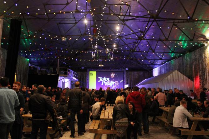 The Anfield Wrap Awards at Camp and Furnace | © Rebecca Boardman/Flickr