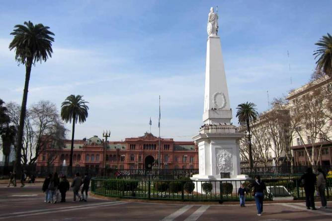 Plaza de Mayo | Ⓒ Wally Gobetz/Flickr
