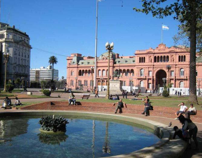 Casa Rosada | Ⓒ Travis Johnson/Flickr