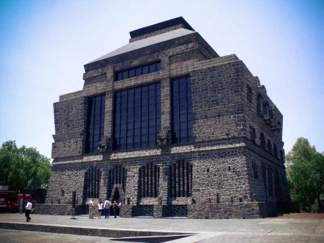 Museo Anahuacalli | © Nieri Da Silva/Flickr