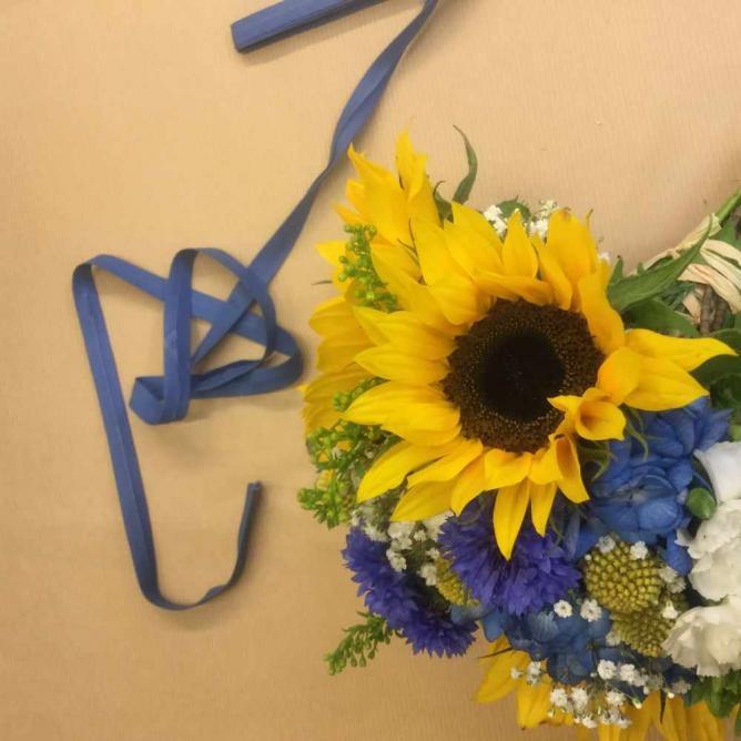 Sunflower Bouquet | © The Garden