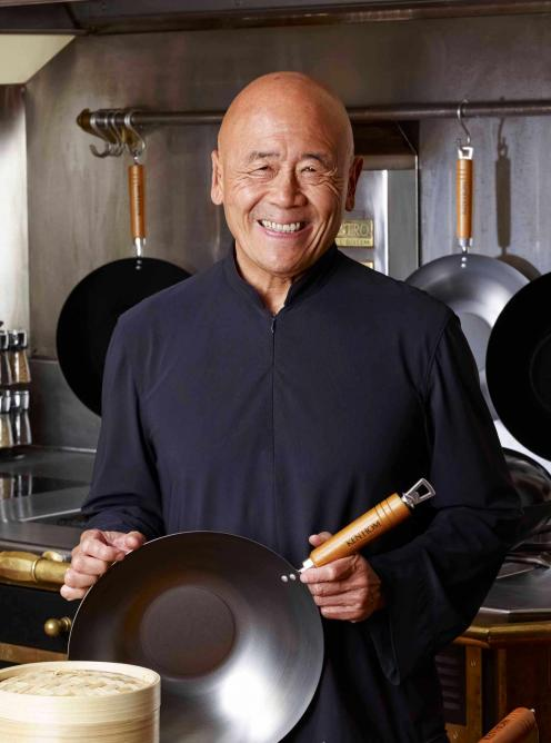 Chef and author Ken Hom | © DKB/WikiCommons