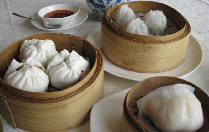 Traditional Dim Sum | © Charlotte Marillet/Flickr